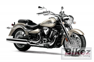 2012 Yamaha Star Roadliner S photo