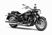 2012 Yamaha Star Roadliner Midnight