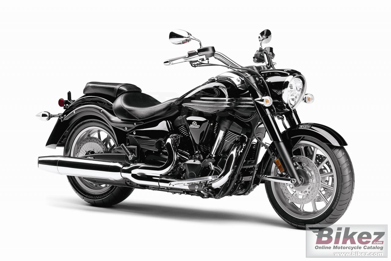 Yamaha Star Roadliner Midnight