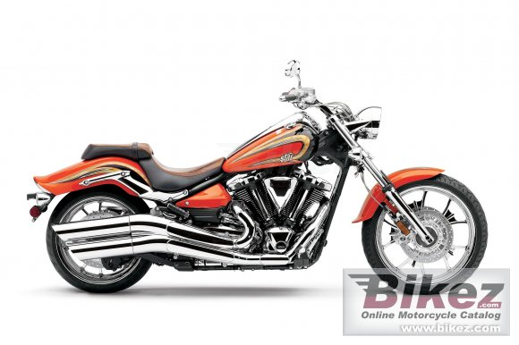 2012 Yamaha Star Raider SCL photo