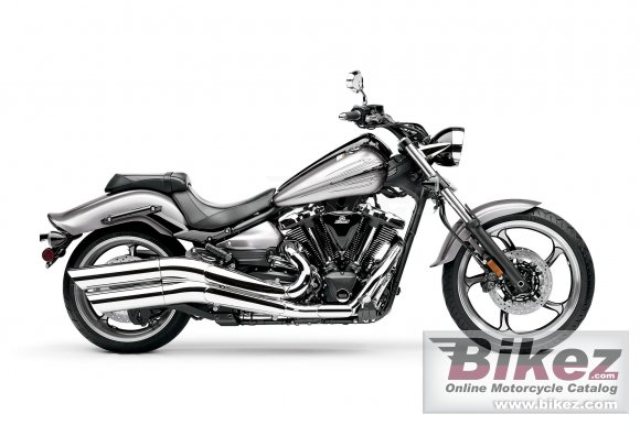 2012 Yamaha Star Raider photo