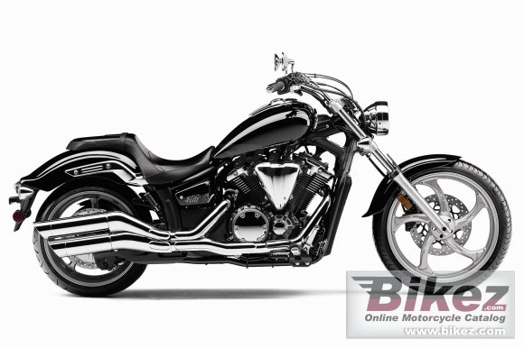 2012 Yamaha Star Stryker photo