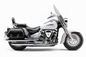 2012 Yamaha Road Star Silverado photo