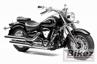 2012 Yamaha Road Star S photo