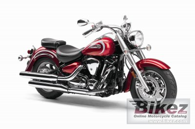2012 Yamaha Road Star photo
