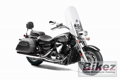 2012 Yamaha V Star 1300 Tourer photo