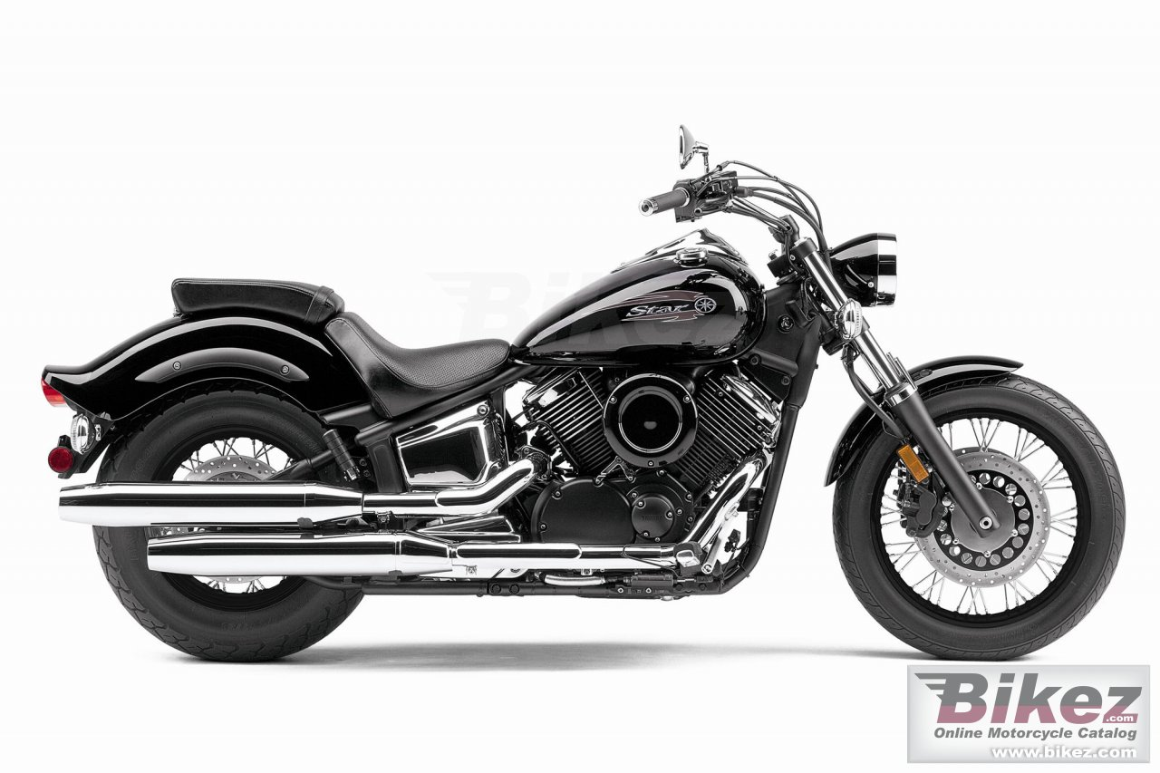 Yamaha v star 1100 custom