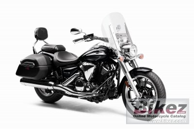 2012 Yamaha V Star 950 Tourer photo