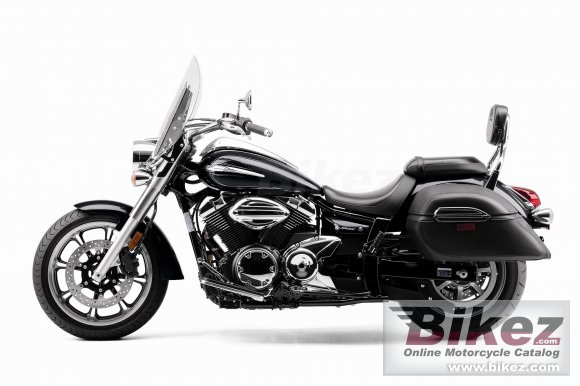 2012 Yamaha V Star 950 Tourer