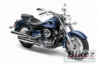 2012 Yamaha V Star Classic photo
