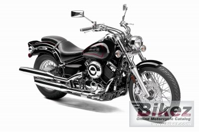 2012 Yamaha V Star Custom photo