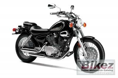 2012 Yamaha V Star 250 photo