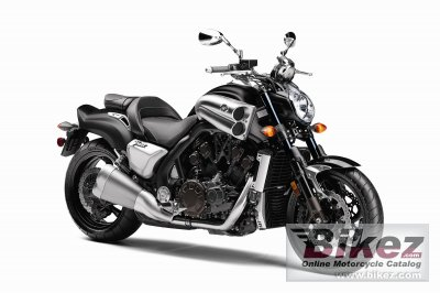 2012 Yamaha Star VMAX photo