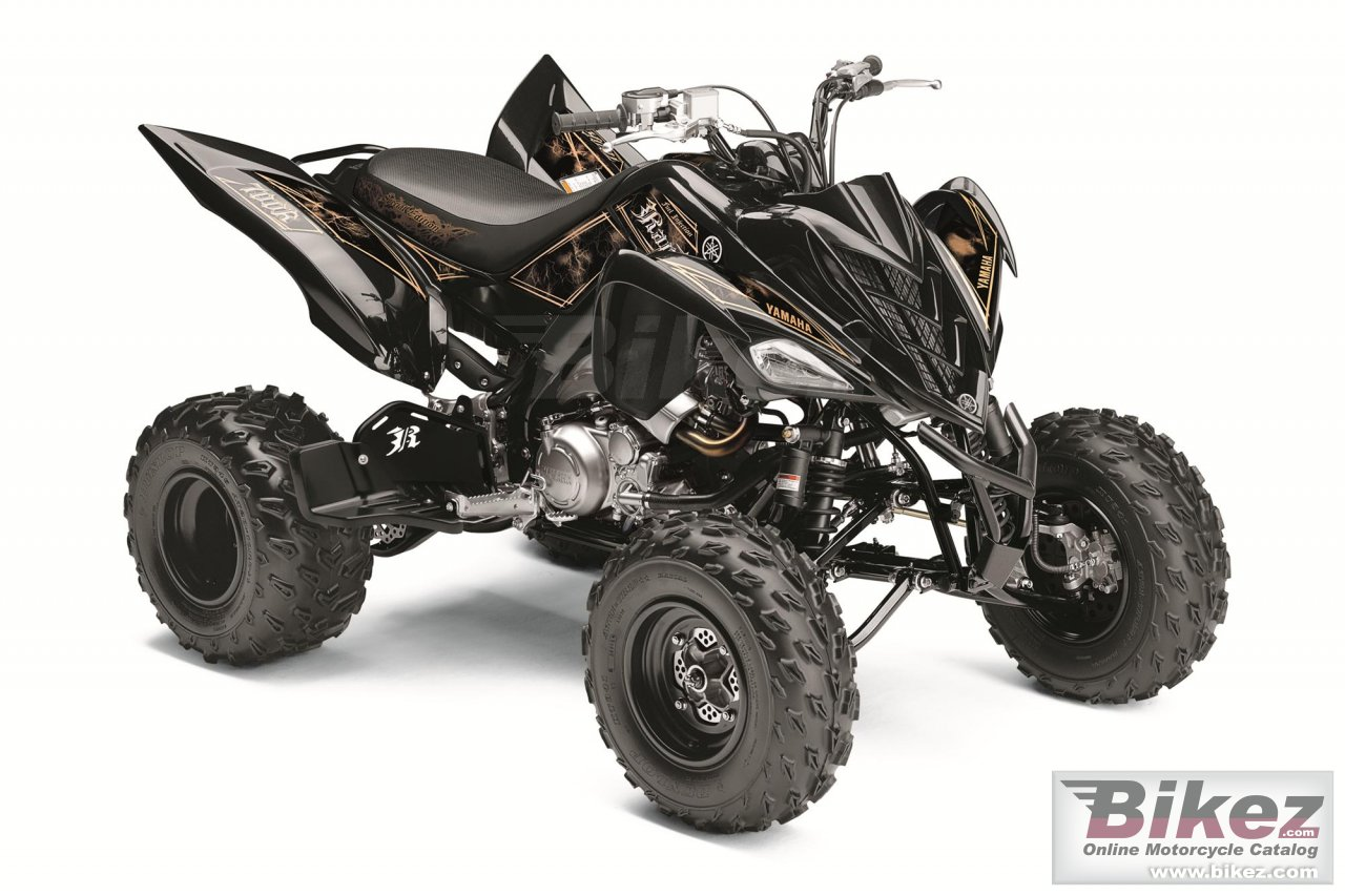 Big Yamaha raptor 700r se picture and wallpaper from Bikez.com