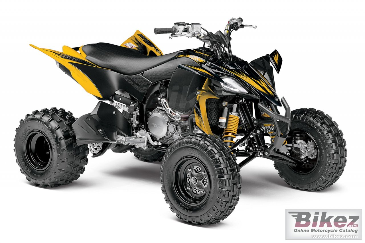 Big Yamaha yfz450r se picture and wallpaper from Bikez.com