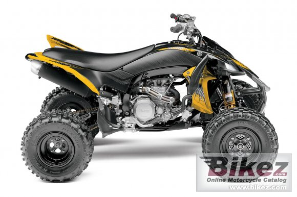 2012 Yamaha YFZ450R SE photo