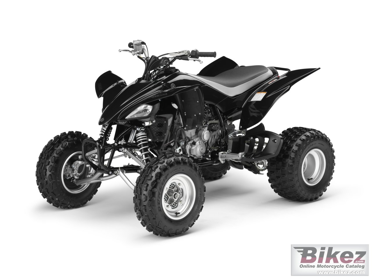 Big Yamaha yfz450 picture and wallpaper from Bikez.com