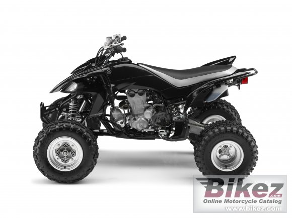 2012 Yamaha YFZ450 photo