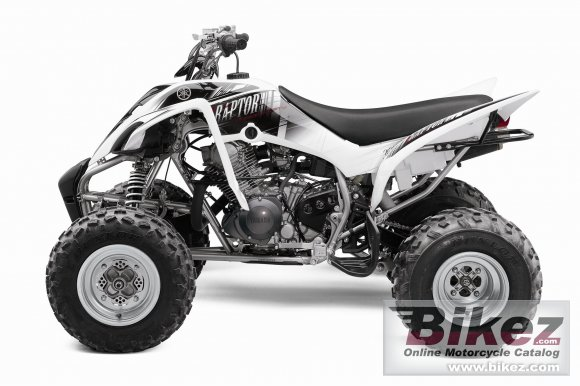 2012 Yamaha Raptor 350 photo
