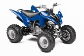 2012 Yamaha Raptor 250 photo