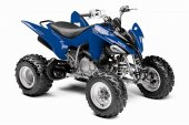 2012 Yamaha Raptor 250R photo