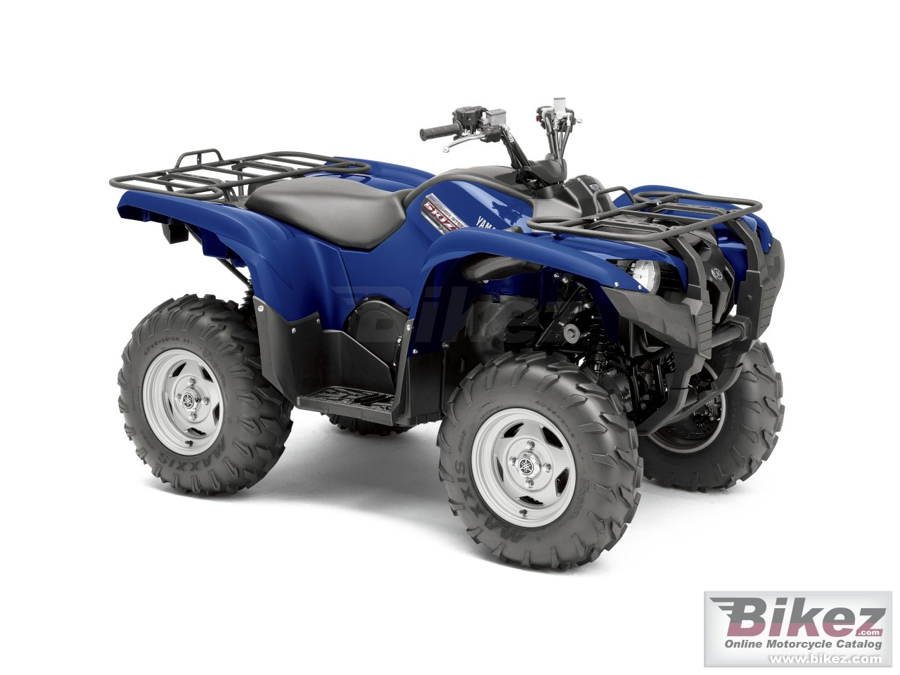 Big Yamaha grizzly 700 fi auto 4x4 eps picture and wallpaper from Bikez.com