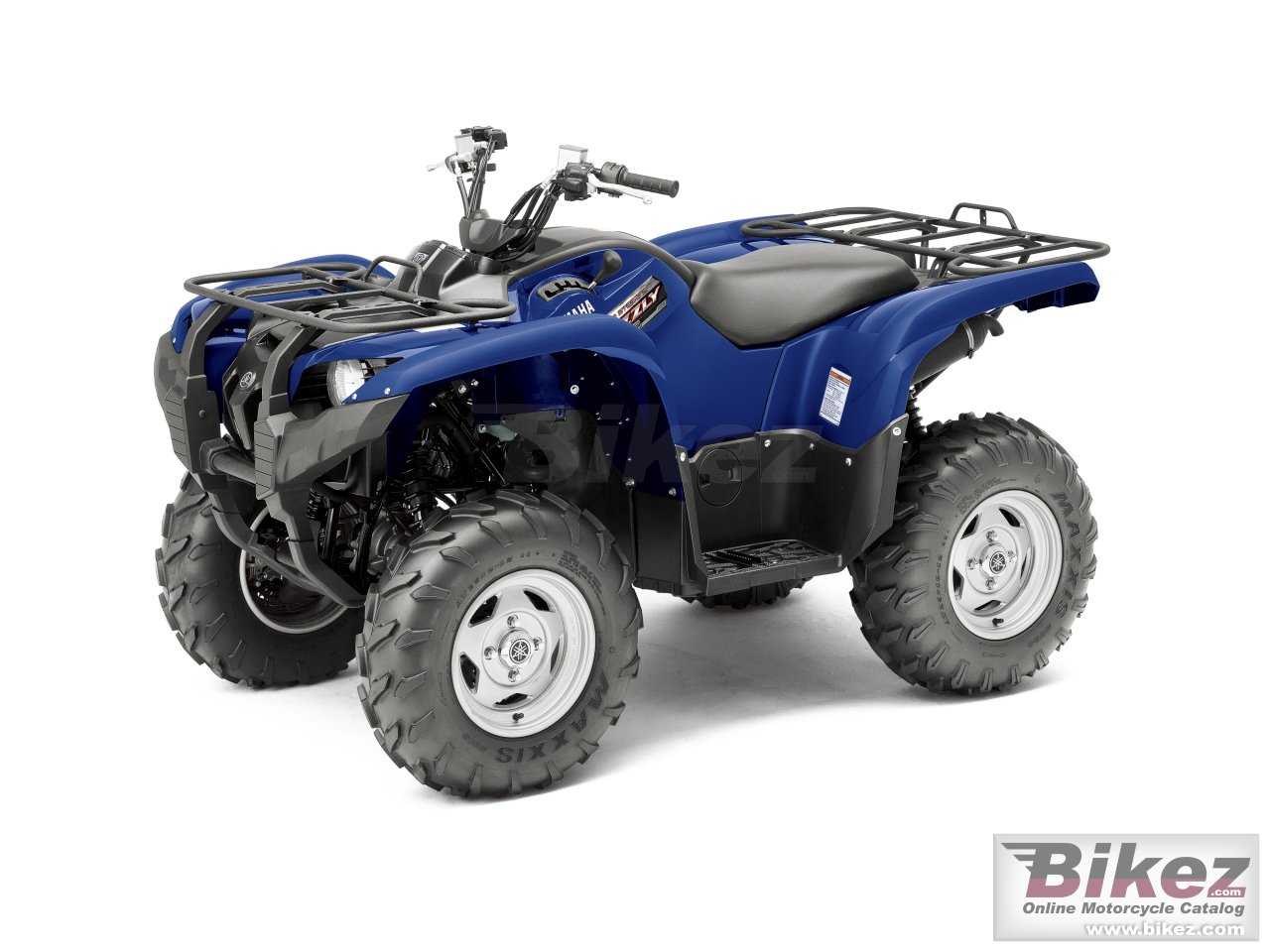 Big Yamaha grizzly 550 fi auto 4x4 eps picture and wallpaper from Bikez.com