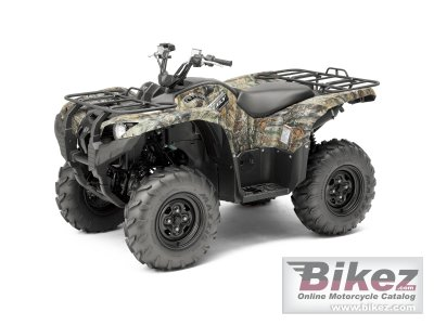 2012 Yamaha Grizzly 550 FI Auto 4x4 photo