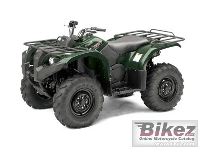 2012 Yamaha Grizzly 450 Auto 4x4 EPS photo