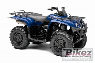 2012 Yamaha Big Bear 400 4x4 IRS photo