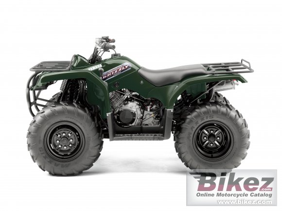 2012 Yamaha Grizzly 350 Auto 4x4 IRS photo