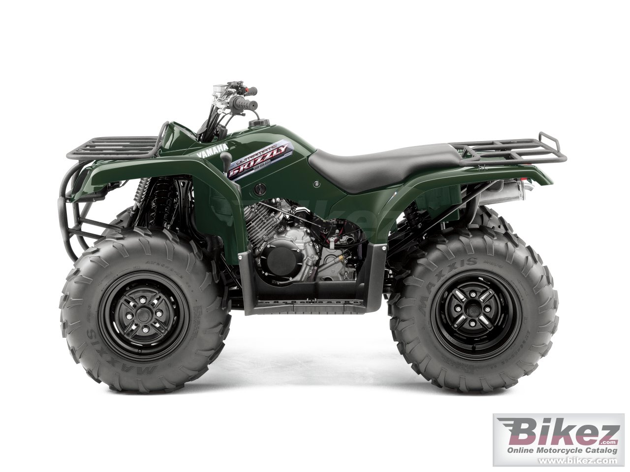 Yamaha Grizzly 350 Auto 4x4 IRS