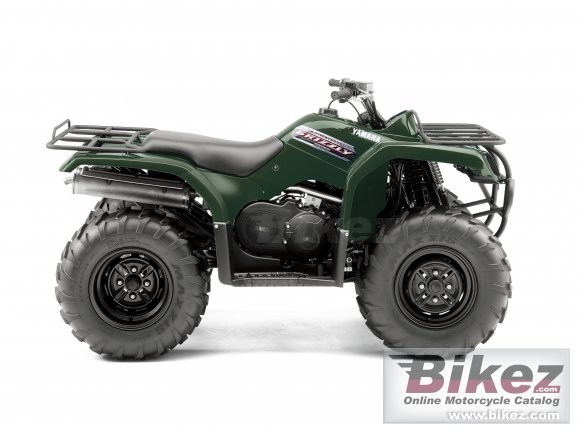 2012 Yamaha Grizzly 350 Auto 4x4 IRS