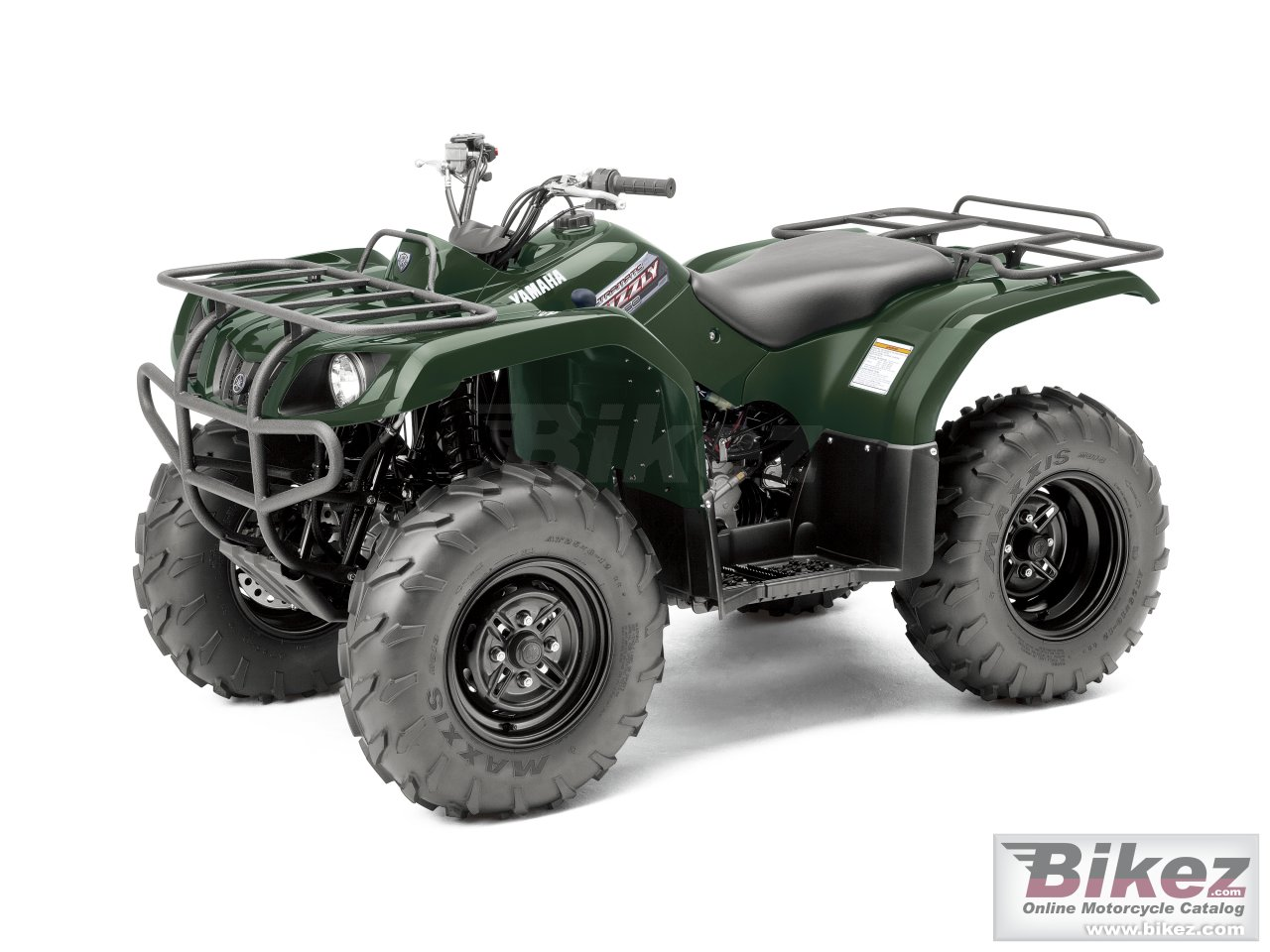 Yamaha grizzly 350 automatic