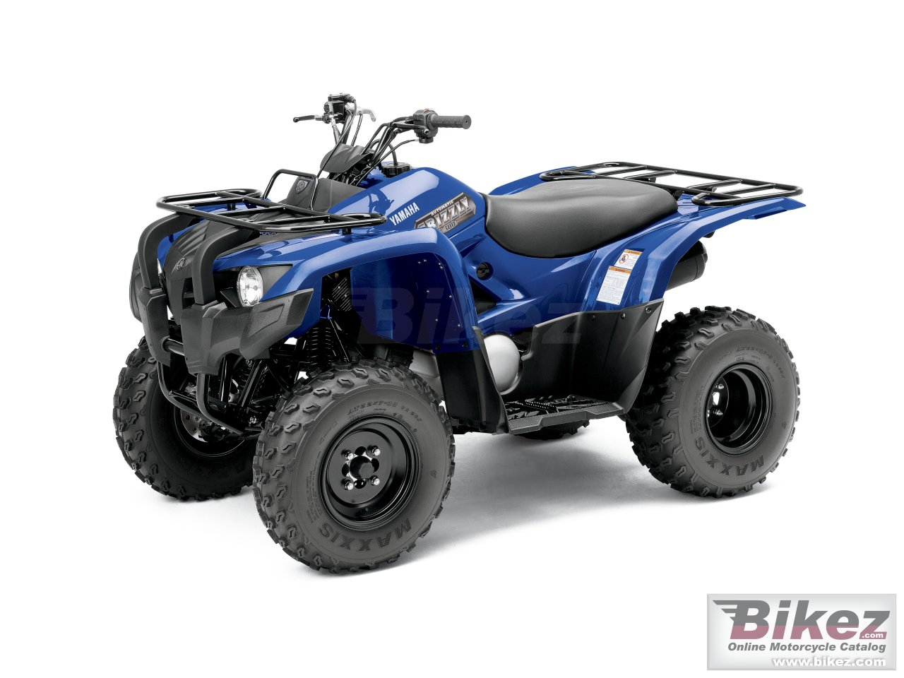 Big Yamaha grizzly 300 automatic picture and wallpaper from Bikez.com