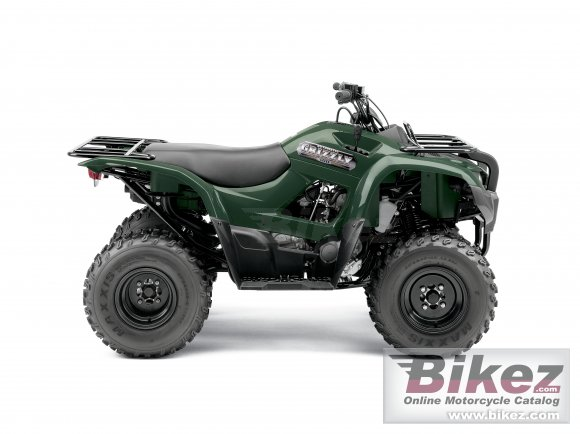 2012 Yamaha Grizzly 300 Automatic photo