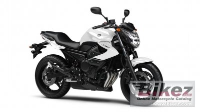 2012 Yamaha XJ6 ABS photo