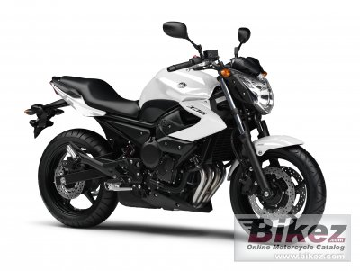 2012 Yamaha XJ6 photo