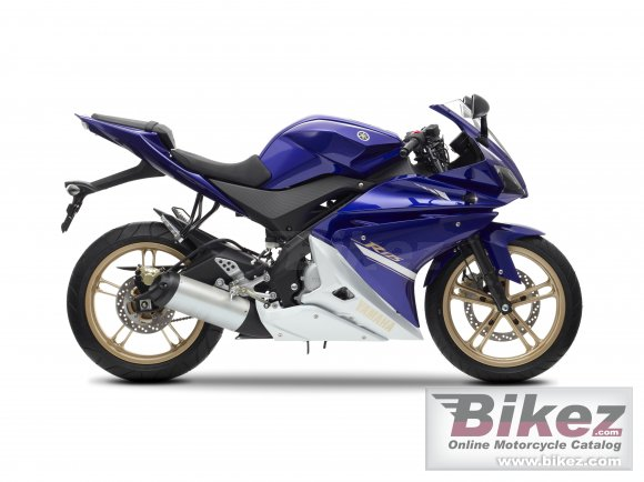 2012 Yamaha YZF-R125   photo