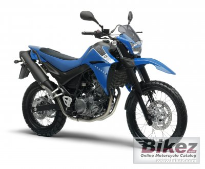 2012 Yamaha XT660R photo