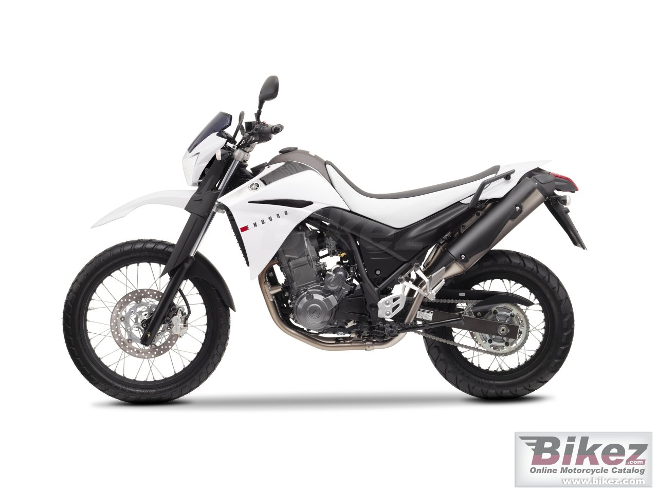 Big Yamaha xt660r picture and wallpaper from Bikez.com