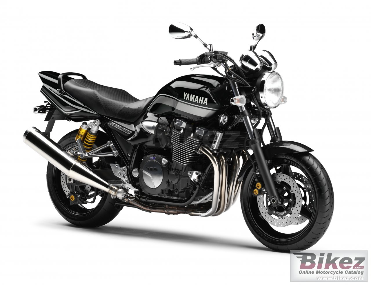 Big Yamaha xjr 1300 picture and wallpaper from Bikez.com