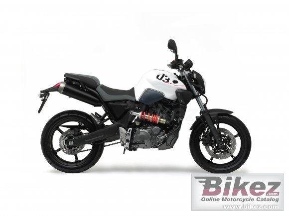 2012 Yamaha MT-03 photo