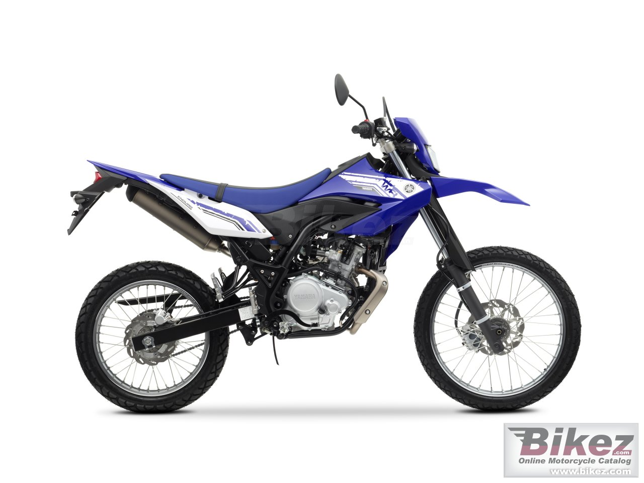 Big Yamaha wr125r picture and wallpaper from Bikez.com
