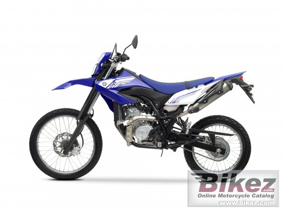 2012 Yamaha WR125R photo