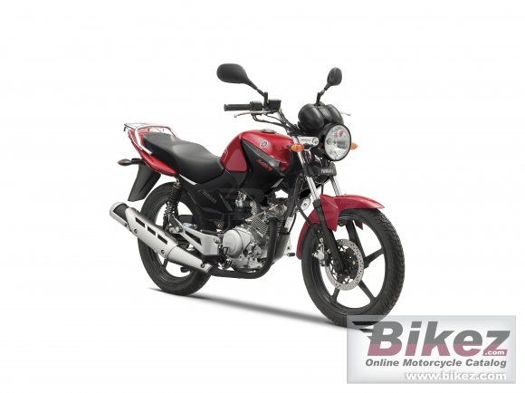 2012 Yamaha YBR125 photo