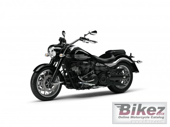 2012 Yamaha XV1900A Midnight Star photo
