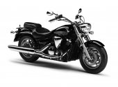 2012 Yamaha XVS1300A Midnight Star