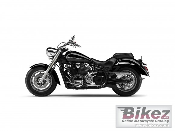 2012 Yamaha XVS1300A Midnight Star photo