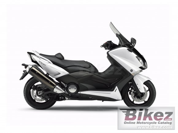 2012 Yamaha TMAX photo